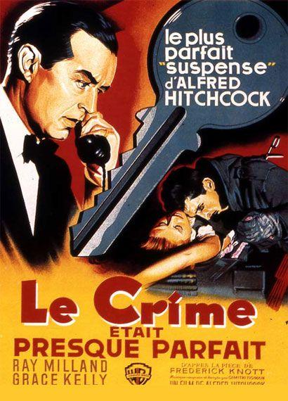 Le crime était presque parfait de Alfred Hitchcock (1954 - États-Unis) - Rien à ajouter