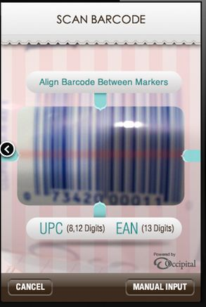 An app that lets you scan in any barcode to create your own, very personal bridal registry list which you then share with guests, friends and family via Facebook, e mail and other social networks. They can buy via Amazon or direct from the store. A great idea if you don't just want to shop from one store!
