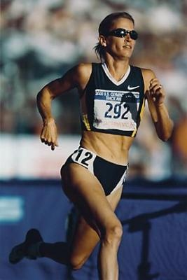 Suzy Favor Hamilton, one of my inspirations:)