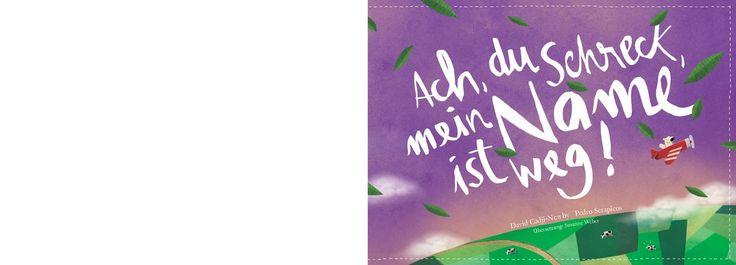 Ein personalisiertes Buch für Iva-Maria | Lost My Name - Geschichte für Kinder