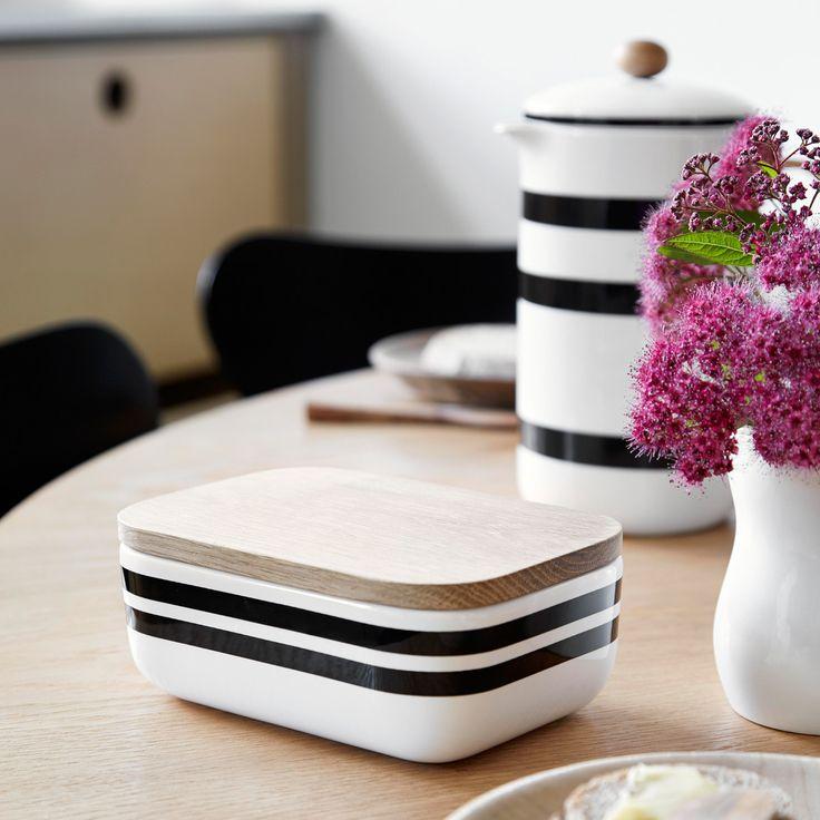 Kähler Design - Omaggio Butter Box