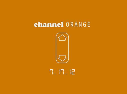 Frank Ocean // Debut Album + Tour Channel Orange
