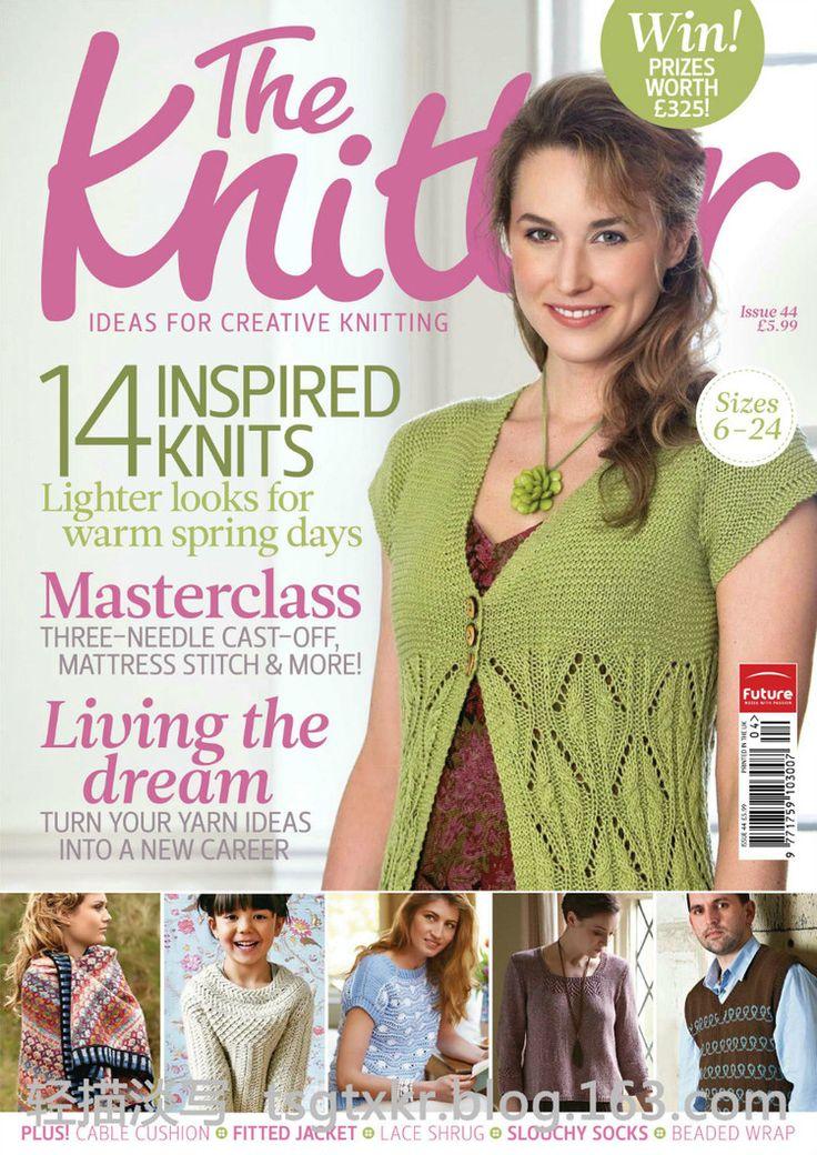 The Knitter №44 2012