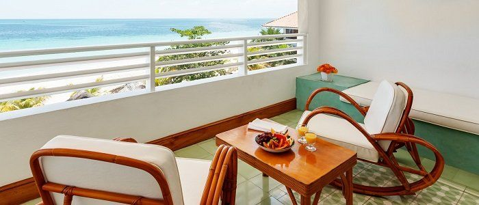 Great House Ocean Suite Balcony At Couples Swept Away Couples Swept Away Couples Resorts Jamaica All Inclusive