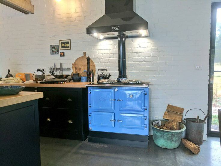 STATEMENT. The ESSE 990 wood cooker