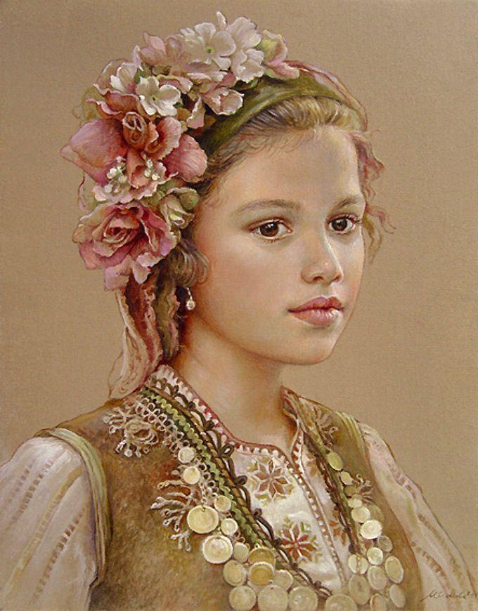 maria llieva art | Artist Maria Ilieva (Bulgaria)