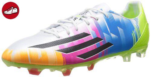 Adidas F30TRX FG Messi, Fußballschuhe Herren, weiß - Blanc (Blanc/Noir1/Solsli) - Größe: 42 EU - Adidas schuhe (*Partner-Link)
