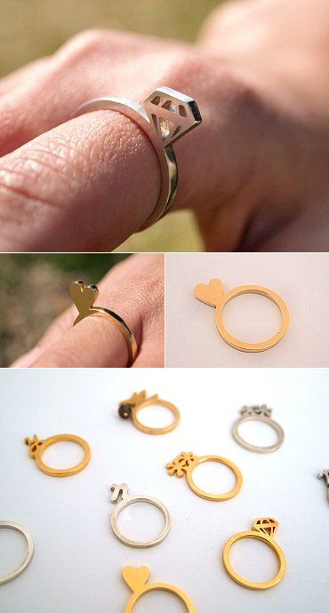 TheCarrotbox.com modern jewellery blog : obsessed with rings // feed your fingers!: Yuki Nagao / Satoru