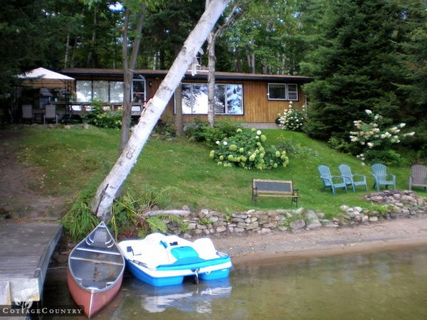 Cottage Country Listing #170414 - Lake Of Bays Cottage Rental 328 in Muskoka - Cottage Country Rentals
