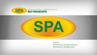 bus pariwisata Logo SPA- YouTube