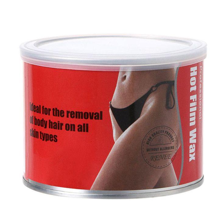 New 14oz/400g Bikini & Body Wax Hair Removal Depilatory Hot Hard Film Waxing