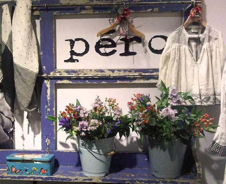 chota péro™ at the Ogaan Closet