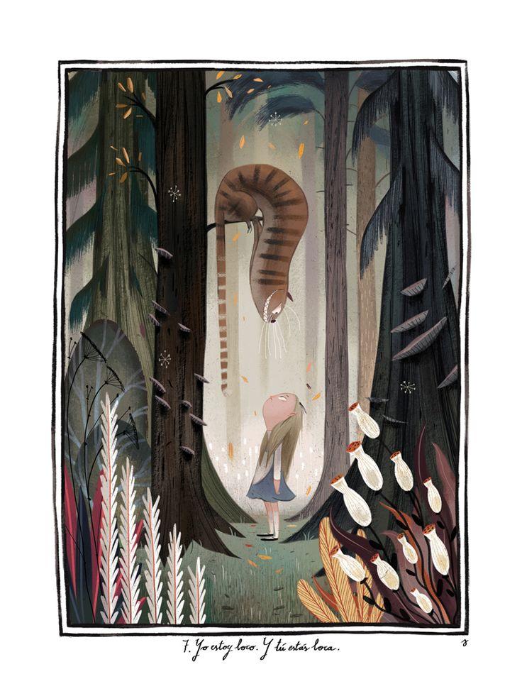 Julia Sarda - Alice in Wonderland