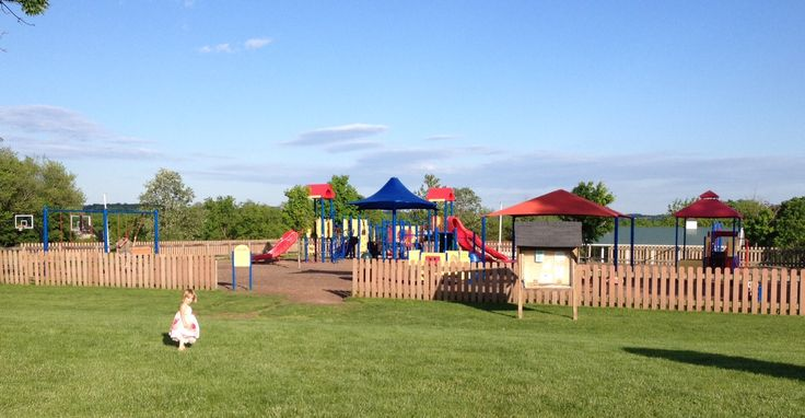 A review of Alexandria Park in our series on Hunterdon County Parks & Playgrounds.
