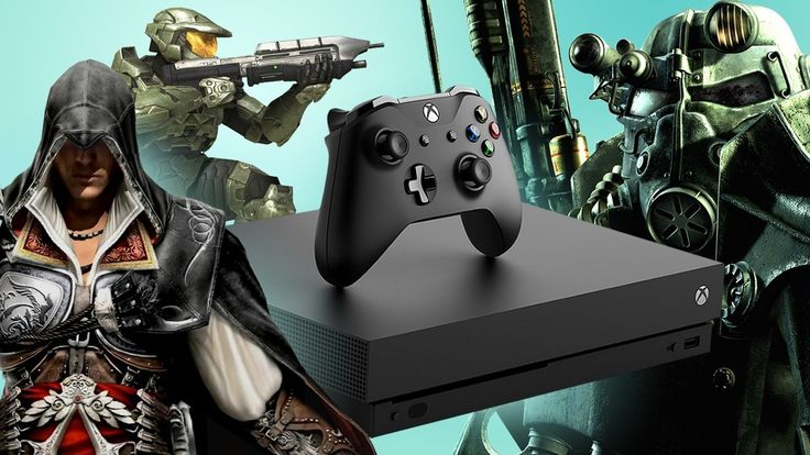 4 Xbox 360 Games Getting Xbox One X Enhancements - Halo 3 The Elder Scrolls IV: Oblivion Fallout 3 and Assassins Creed