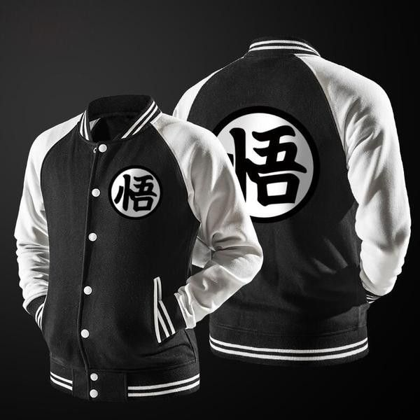 Dragon Ball Z Baseball Jacket Coat