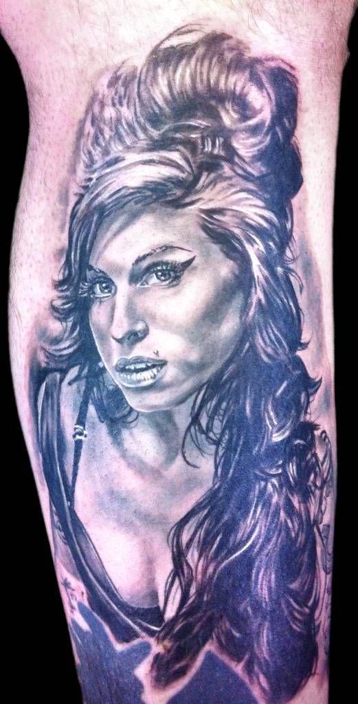 Amy Winehouse | InkFreakz.com
