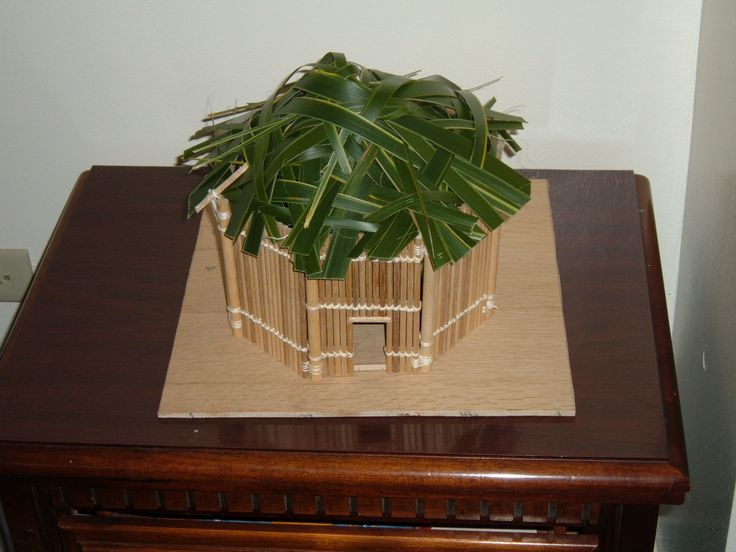 House for school project