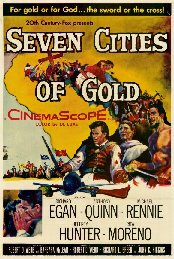 "We're sorry, but there's no news about ""Seven Cities of Gold (film)"" right now. Description from digplanet.com. I searched for this on bing.com/images"