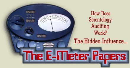 Electrical addiction. E-Meter addiction in Scientology.