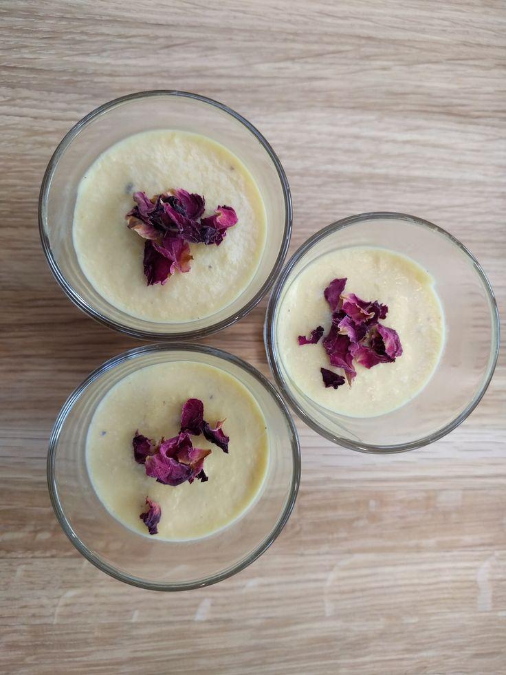 Mango Mahalabia with a touch of Sumac - World Food Tour