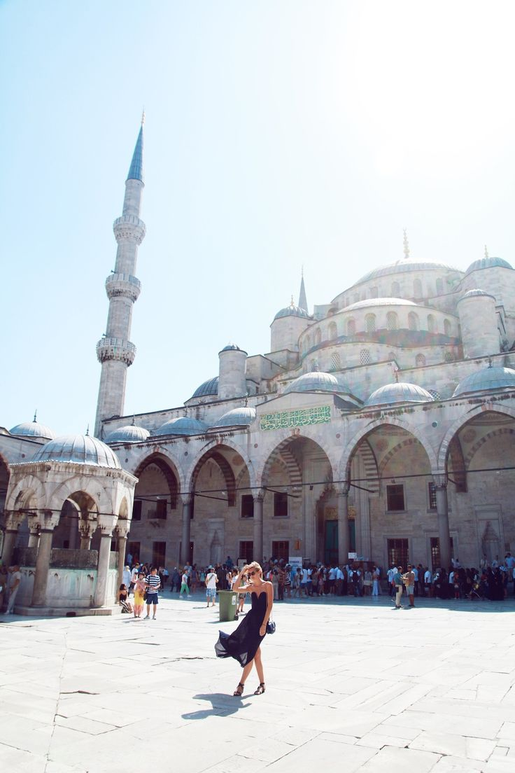 Istanbul: We love traveling the globe with #TuulaVintage
