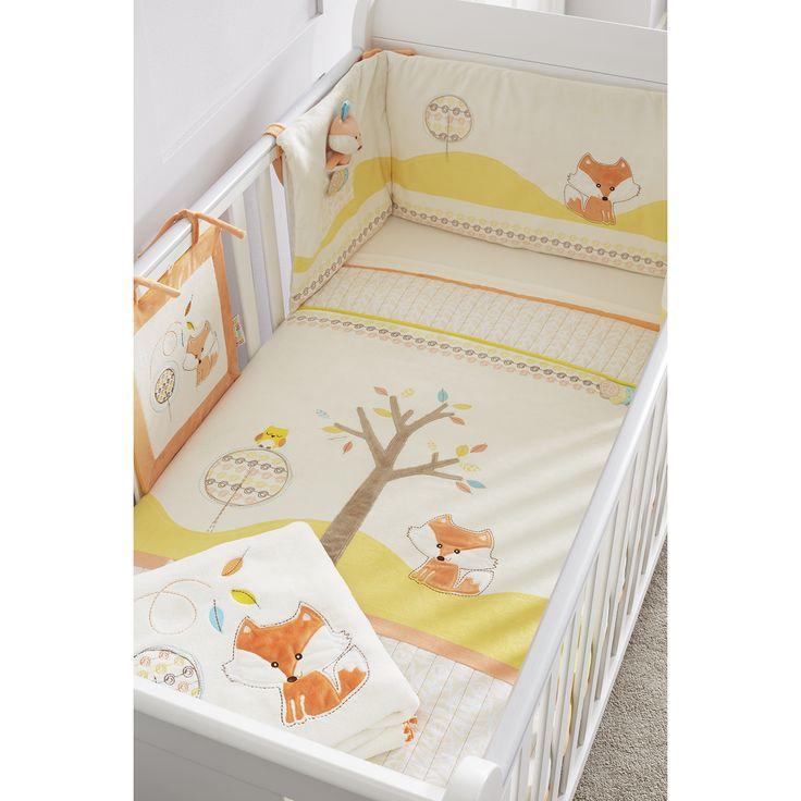 Tutti Bambini Woodland Walk 7 Piece Bedding Bundle Kiddicare.com
