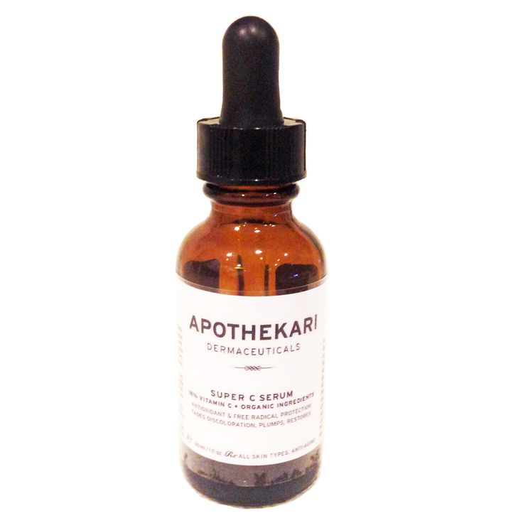 Only a Super Weekly Special will do for Apothekari's Super C serum! 20% off our topselling antioxidant serum this week! Call it an early Christmas present
