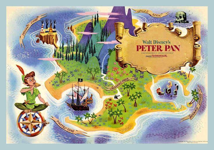 Peter Pan- Mary Blair