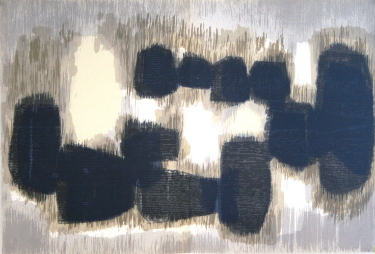 Raoul Ubac, lithographie