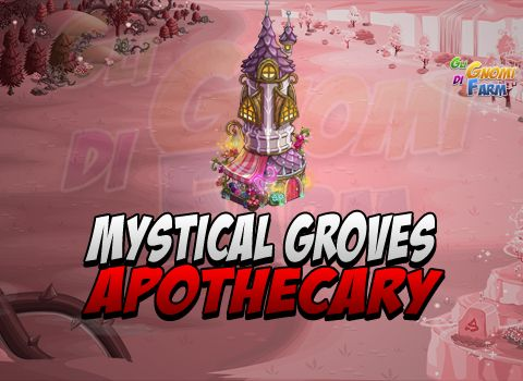 Mystical Groves: Apothecary