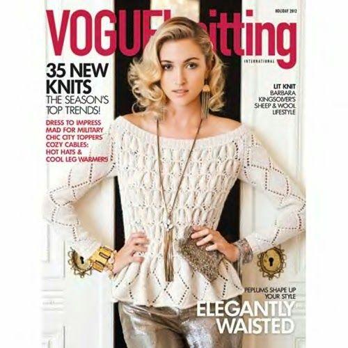Vogue knitting 2012 Holiday - kosta1020 - Picasa Albums Web