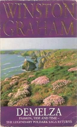 Demelza by Winston Graham, second in the Poldark series.  Still haven't seen the BBC show but the books are a new guilty pleasure.  Finished 12/1/15.