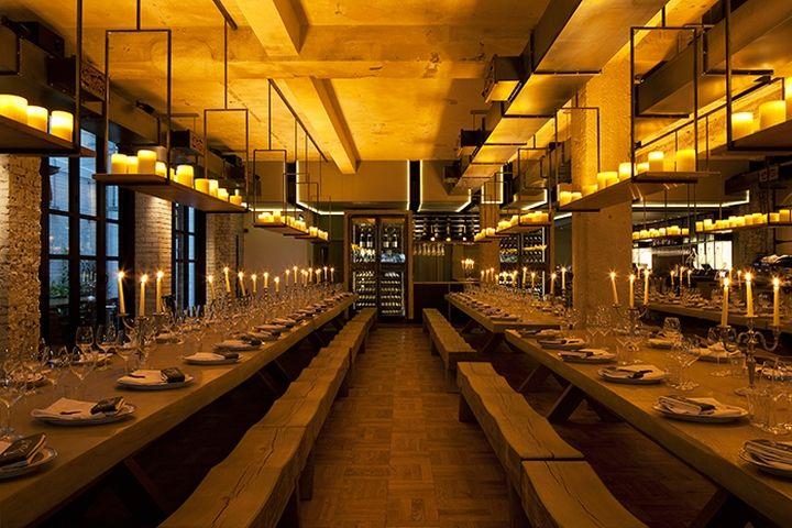 Beast restaurant by designLSM, London – UK