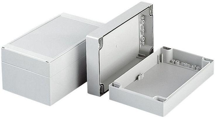 Universal-Gehäuse ABS Licht-Grau (RAL 7035) 120 x 80 x 60 OKW C2008121 1 St. im Conrad Online Shop