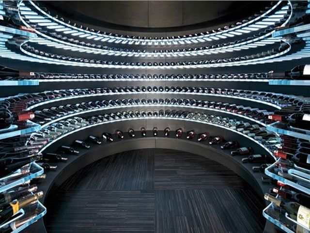 Building a wine room: 16 beautiful wine storage design ideas - Blog of Francesco Mugnai