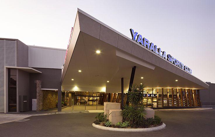 Yaralla Sports Club by Brand + Slater Architects. [ Photography - Alex Donnini ]