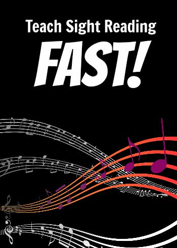 how to learn to read music fast