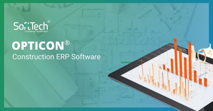 Construction Erp Software In 2020 Smart Building Software Construction Management