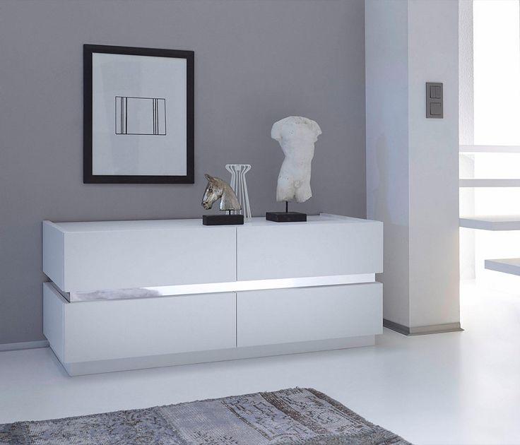roomed Lowboard, Breite 123 cm Jetzt bestellen unter: https://moebel.ladendirekt.de/wohnzimmer/schraenke/lowboards/?uid=ce414c78-32f0-53fa-aa18-6ce0b9daf085&utm_source=pinterest&utm_medium=pin&utm_campaign=boards #schraenke #lowboards #wohnzimmer
