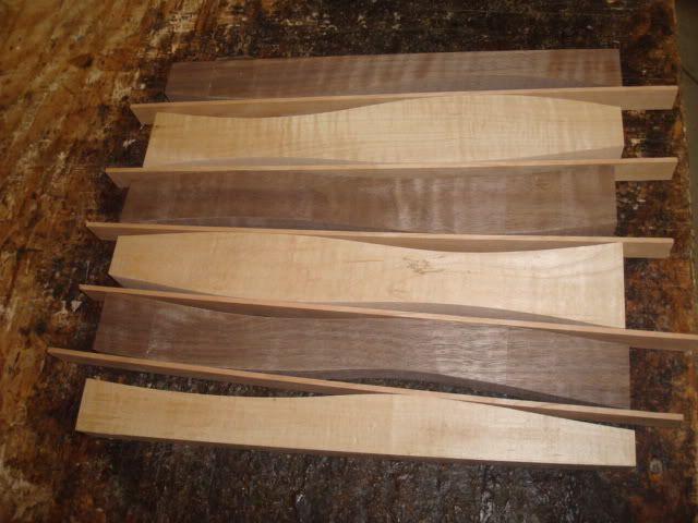 Drunken Cutting Boards #1: Drunken Alice in Wonderland Cutting Board - by poroskywood @ LumberJocks.com ~ woodworking community