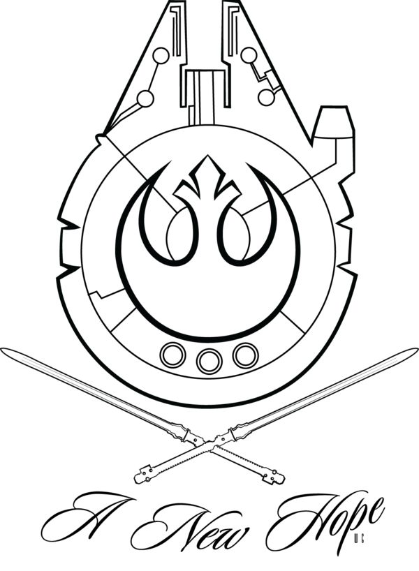 Star Wars Tattoo Design by Wilmer Gonzalez, via Behance