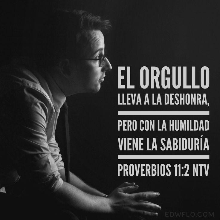 Proverbios 11:2 – Citas, imágenes y reflexiones cristianas