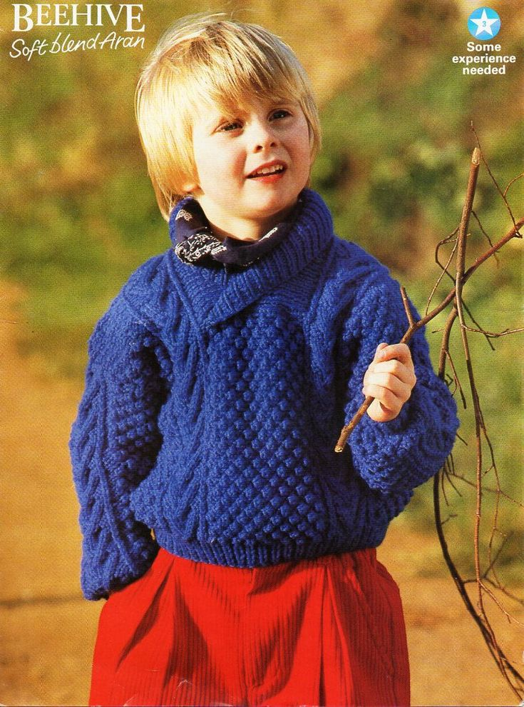 188 best vintage baby children aran knitting patterns knit childrens aran sweater knitting pattern pdf childs cable jumper shawl collar 22 32 aran worsted 10ply pdf instant download dt1010fo