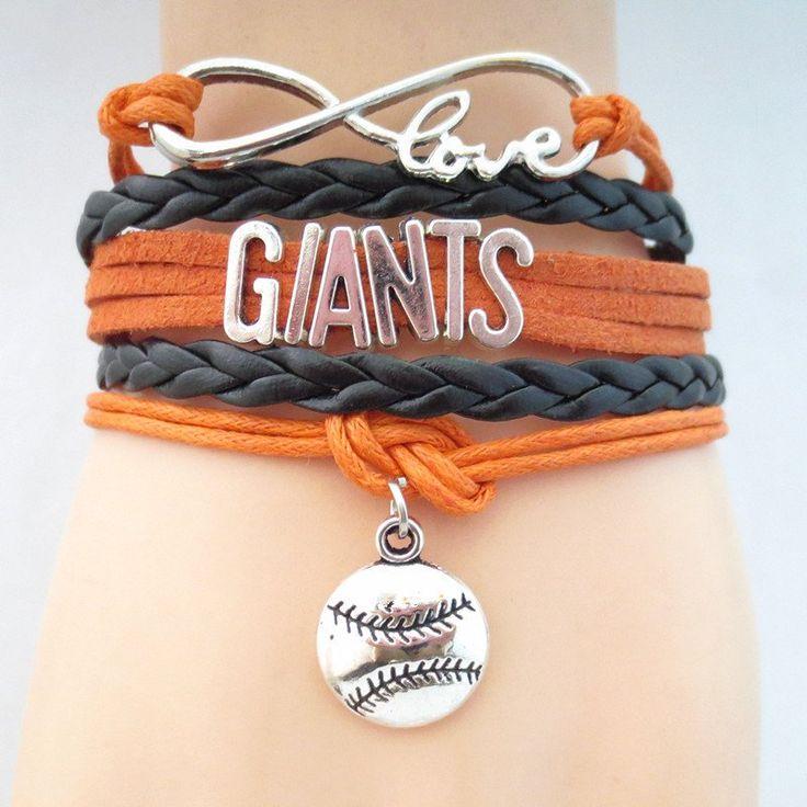 Infinity Love San Francisco Giants Baseball BOGO