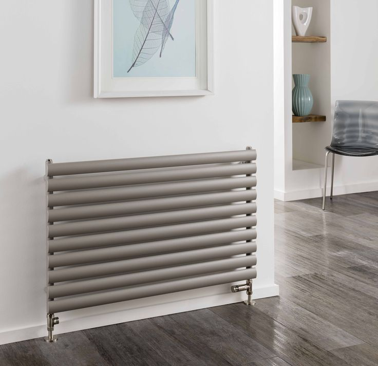 The Radiator Company Ellipsis Single Horizontal radiator, This steel radiator has elegant 25mm x 50mm oval tubes which create powerful lines and pleasing aesthetic. The horizontal is in 3 heights 300mm,480mm and 600mm. The Ellipsis comes complete with a 5 year warranty. Prices from £213.12