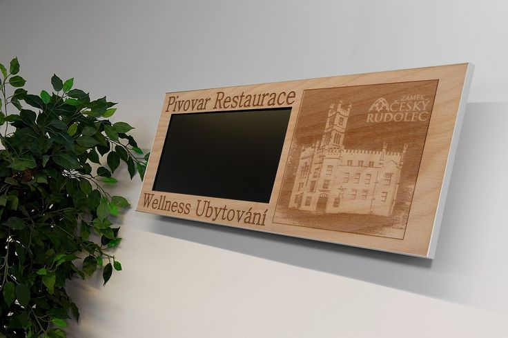 advertising board for www.ivimedia.cz Size 2,5x0,9 m.