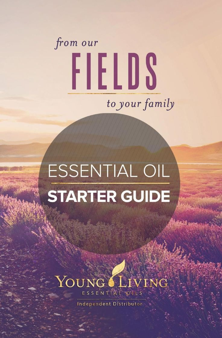 Get started with Young Living Essential Oils by reviewing this easy to follow guide! For printed copies visit: www.getORD.com/shop