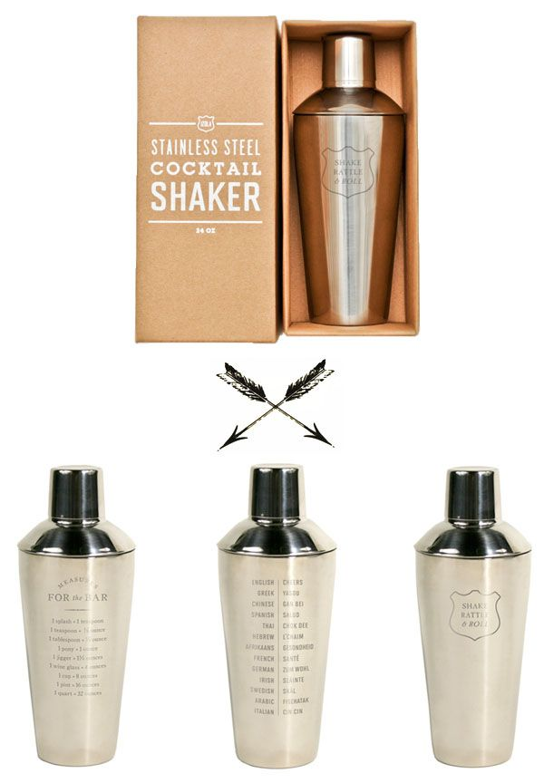 shake, rattle, and roll! Love these gifts for the groomsmen: Gentlemen Gifts, Gifts Ideas, Groomsman Gifts, Best Fonts, Great Gifts, Easy Gifts, Cool Gifts, 50 Fonts, Cocktails Shakers