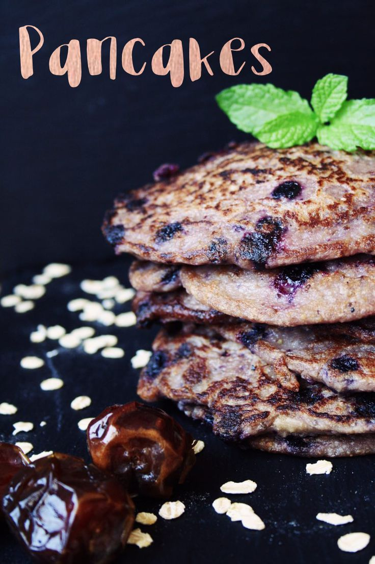 Rezept Pancakes